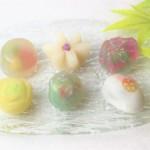 今週の生菓子と和菓子の日