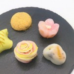 今週の生菓子と令和饅頭